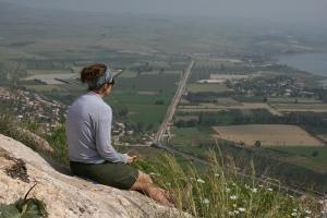 Prayer on Arbel