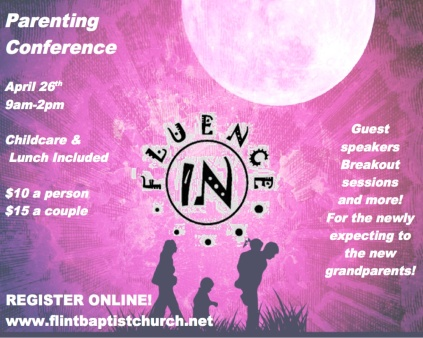 Influence Flyer